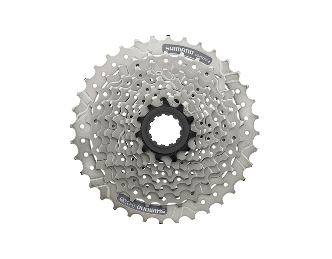 Shimano 9-speed Cassette CS-HG201 11-34