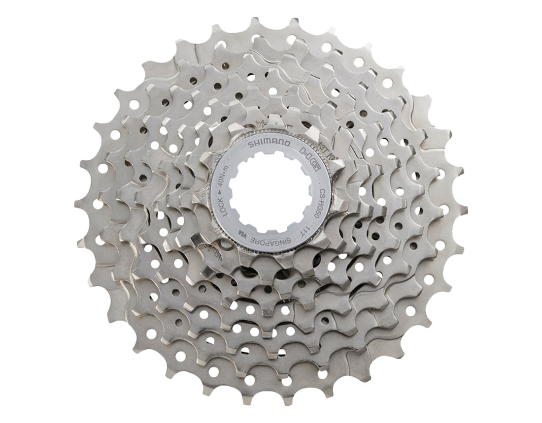 Shimano Claris CS-HG50 8-Speed Mountain Road Bike Cassette  11-30T