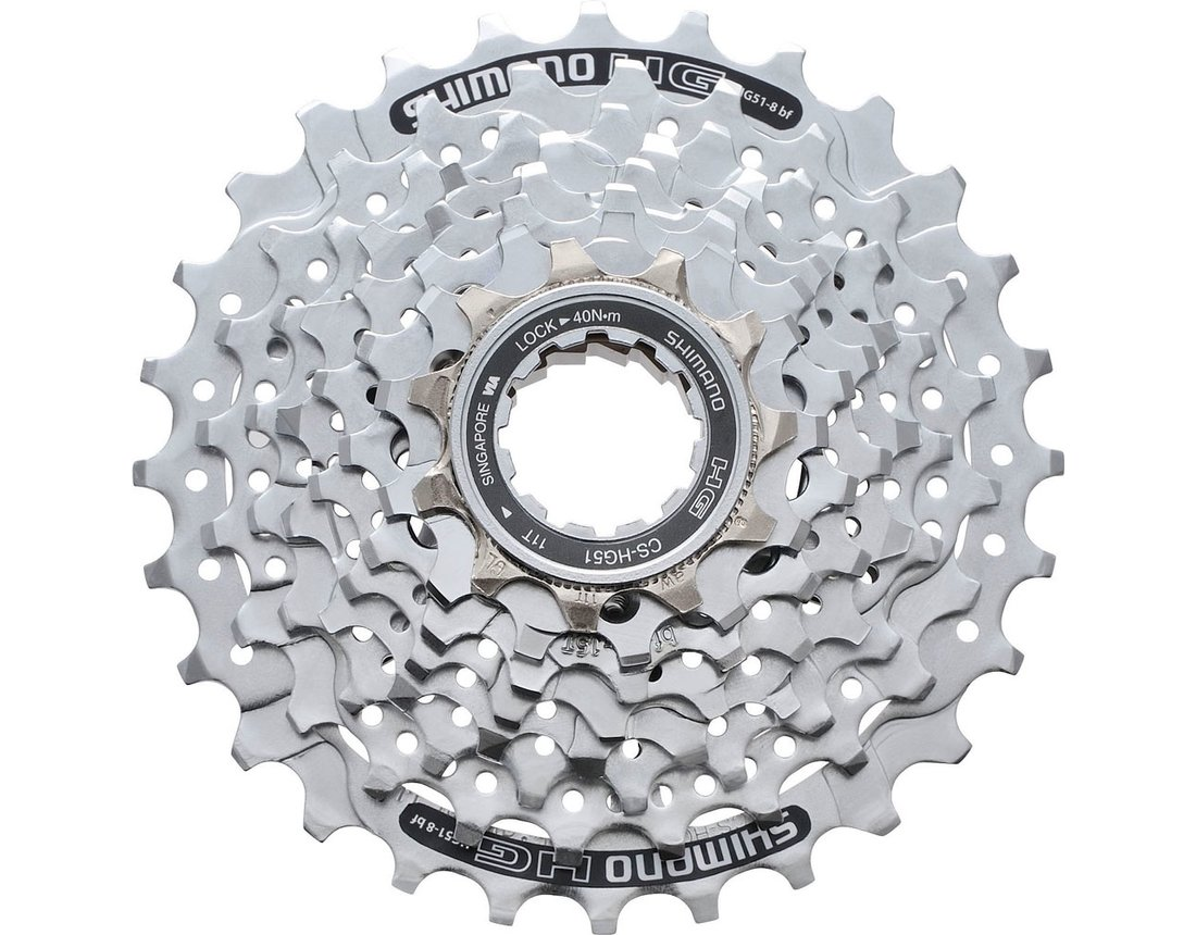 Shimano Acera CS-HG51 8-speed Cassette 11-32