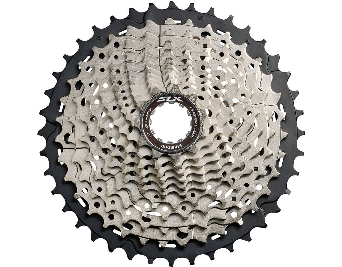 Shimano SLX 11-speed Cassette CS-M7000 11-42T