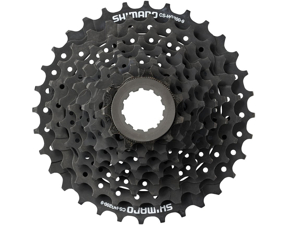 Shimano  CS-HG200 9-speed Cassette 11-32