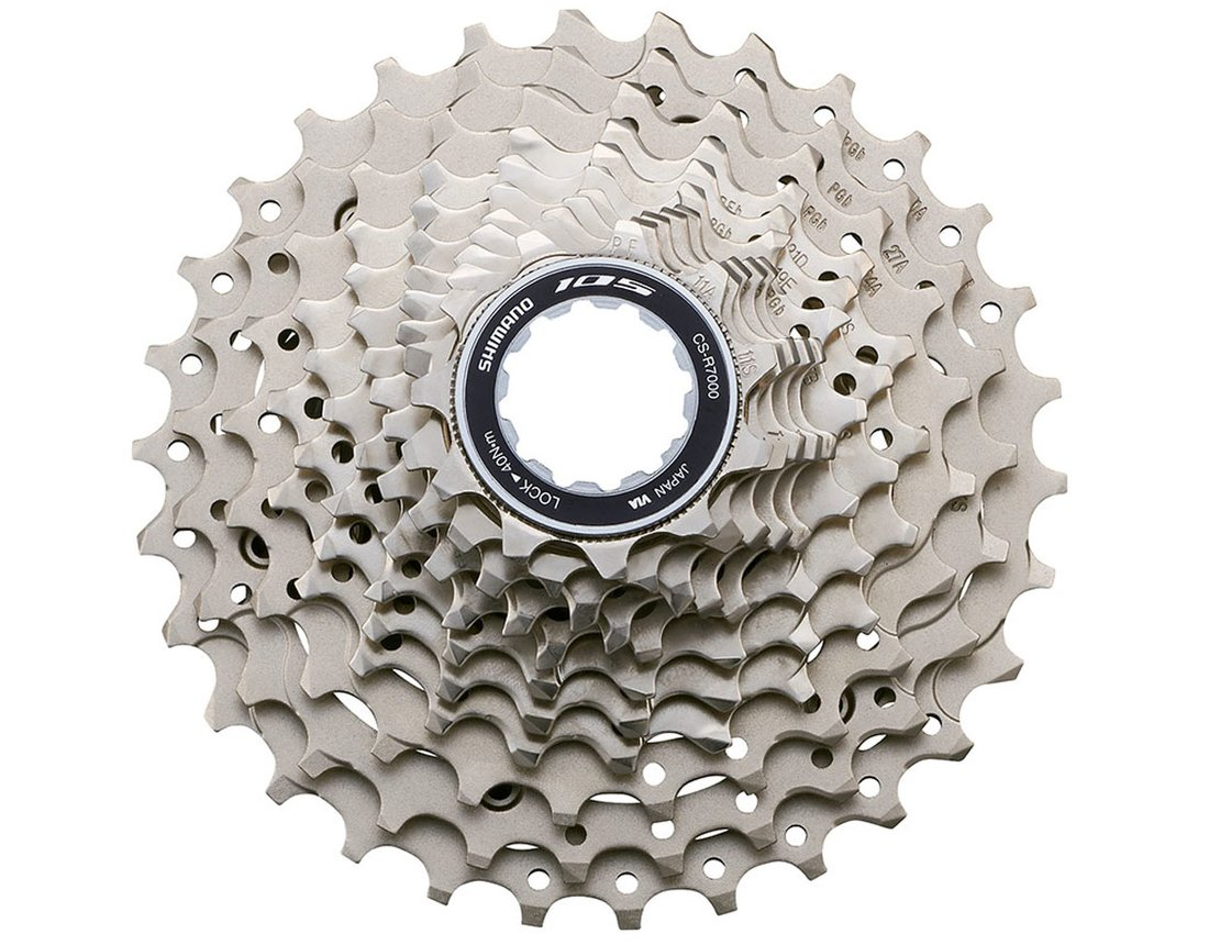 Shimano 105 CS-R7000 11-speed Cassette 11-32T