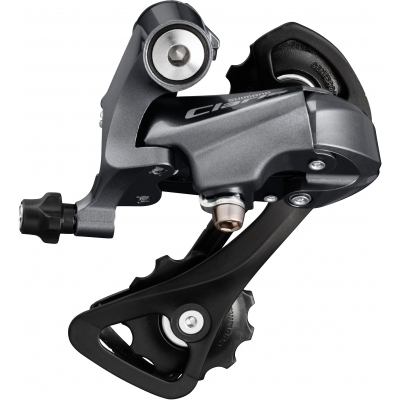 Shimano Claris RD-R2000-GS Rear Derailleur 8-speed - medium - grey